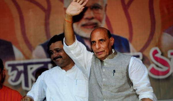 Rajnath singh address bjp youth wing conclave in Hyderabad