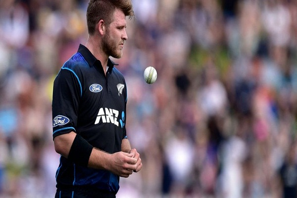 Corey Anderson out of ODI series against Pakistan