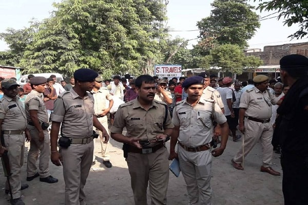Bhadohi's Maharajganj market assault two sides