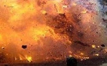 nine burn injuries havan blasts in dholpur