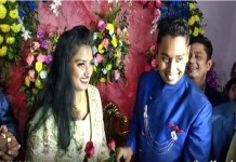 International archers Deepika Kumari and Atanu Das's engagement