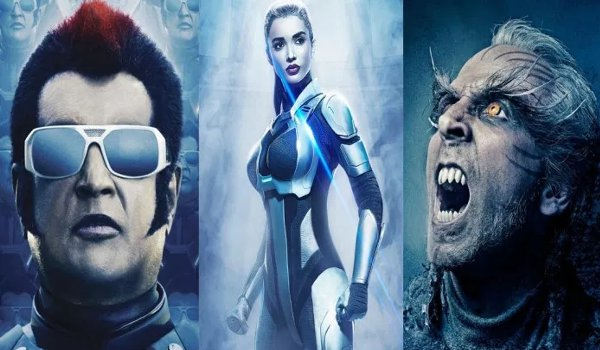Film 2.0 earns Rs 140 crores in first week