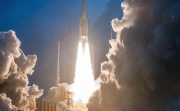 Country's largest satellite GSAT-11 successfully launched