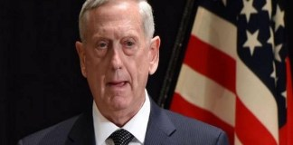US Defense Secretary Jim Matisse resigns
