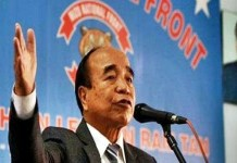 Jormathanga takes oath as new Chief Minister of Mizoram