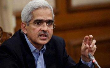 shaktikanta das appointed as the new RBI governor