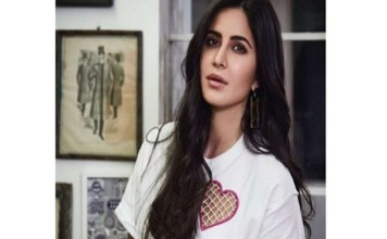 Katrina Kaif During shooting of Shahrukh Khan was scared