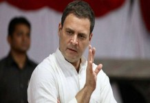 Rahul Gandhi letest blame pm modi on farmers' debt