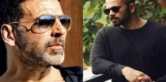 Rohit Shetty will make film about Akshay Kumar