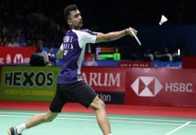 Sameer Verma win against Tommy Sugiarte in World tour finals