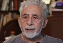 no regret about what I said : Naseeruddin Shah