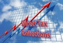 Direct tax collection up 14.7 percent