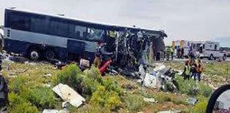 7 killed in Cuban bus accident