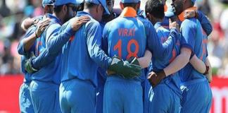 India vs. Australia 3rd ODI match
