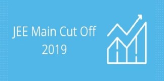 JEE Main 2019 cut off
