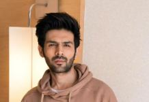 Kartik Aryan thiraken on Akshay Kumar's song