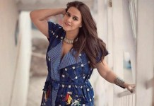 Neha Dhupia told Never took a break from cinema