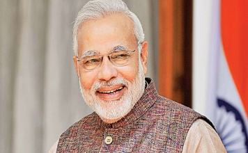 pm Narendra Modi on a three day tour to Gujarat