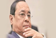 Justice Gogoi separated from hearing of M Nageshwar Rao's case