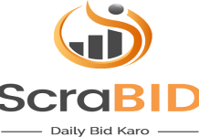 Now scrap your worries And buy or sell your bulk scrap online at ScraBID