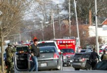 Aurora shooting: 5 killed, gunman also dead