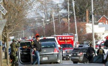 Aurora shooting: 5 killed, gunman also dead