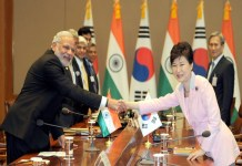 India and Korea between Signing of several important agreements