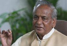 rajasthan governor Kalyan Singh