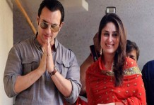 Kareena Kapoor teases Saif Ali Khan's foot massage Habit