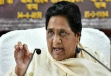 Mayawati says on Saint raviadas, No grows with a limited mind set-Mayawati