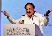 Venkaiah Naidu speech on Constitution and tribal