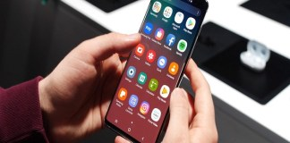 Samsung lonche new Series Galaxy S 10, big screen, strong camera and color opshen