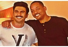 Hollywood star Will Smith praises Ranveer singh