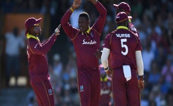 West Indies beat England by 26 runs in second ODI, 1-1 in series