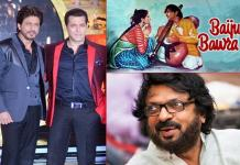 Sanjay Leela Bhansali's remake of Baiju Bawra to feature Shahrukh and Salman Khan