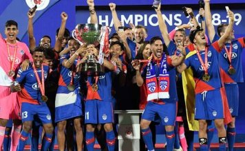 Bengaluru FC crowned ISL champions for first time