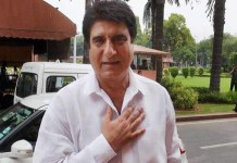 Rajbabbar will now be contesting from Fatehpur Sikri in Lok Sabha elections