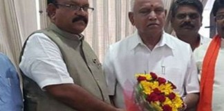 Karnataka Congress MLA Umesh Jadhav joins BJP