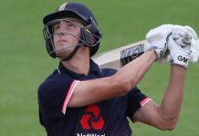Will Jacks cracks 25-ball hundred, 6 sixes in an over in T10 game