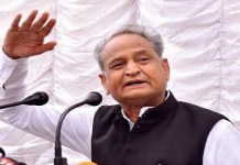Ashok Gehlot accuses Modi of demanding votes by showing fear of Pakistan
