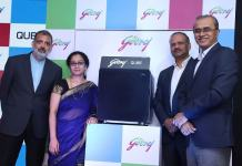 Godrej Appliances unveils QUBE with an innovative, future-friendly cooling technology