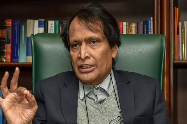 Suresh Prabhu ordered directed aviation secretary to review issues related to Jet Airways