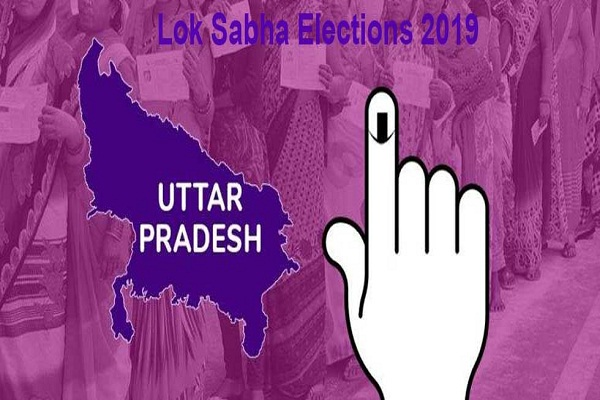 Uttar Pradesh Lok Sabha elections second phase Polling ends and 18 April voting