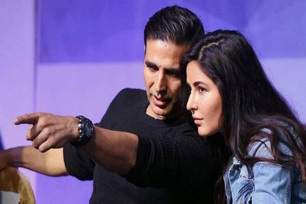 Bollywood's Barbie Girl Katrina is happy to work with Akshay Kumar