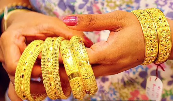 Gold rises to 36 thousand, silver rises 855 rupees
