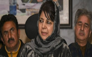 Mehbooba Mufti calls Manipulation EVM another Balakot-like preparation