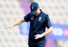 England shards due to Eoin Morgan's finger injury