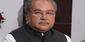 Narendra Tomar says Rahul Gandhi culprit of ruggedness hence consequence had to be suffered