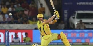 Shane Watson batted with bleeding knee in IPL final, says Harbhajan Singh