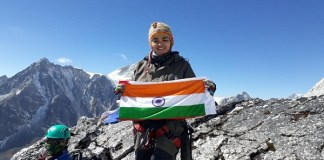 Mountaineer Manisha Payal returning climber to Tricolor Mount Everest welcomed in Hisar